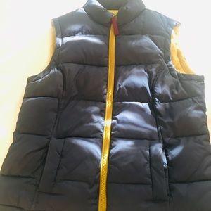 Boden Fleece-lined Autumn Puffy vest